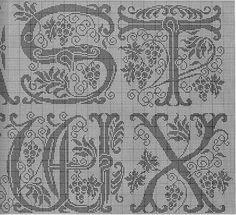Gallery.ru / Фото #7 - Alphabet Priv - natalytretyak
