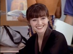Brenda Walsh Beverly Hills 90210  Like and Follow board for more bh90210 pictures!