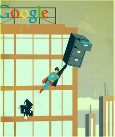 LIBERATE YOUR DATA FROM GOOGLE by Emiliano Ponzi