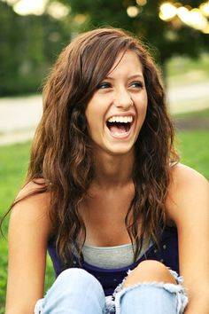 Lindsay Laughing Really Hard At My Crazy Sisters. by Jon Horton, via Flickr