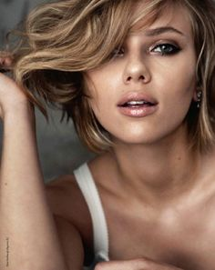 Hello, Scarlett.