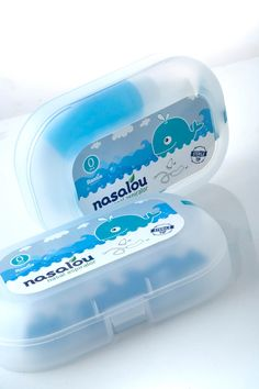 Nasalou Nasal Aspirator on Packaging of the World - Creative Package Design Gallery