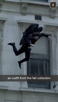 21 Snapchats From Sherlock - Noooo. You did not just...