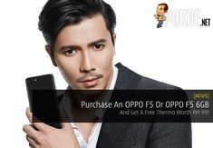 OPPO is giving away a complimentary Thermo flask worth a cool RM 99 when you purchase either the OPPO F5 or the OPPO F5 6GB devices this holiday season.   Share this:   Facebook Twitter Google Tumblr LinkedIn Reddit Pinterest Pocket WhatsApp Telegram Skype Email Print