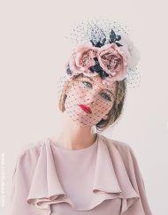 Tocados #Cherubina#Nuevacolección#flores#flowers#ideal#invitadas#invitadasperfectas#wedding#headpieces#springsummer2017#