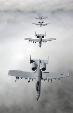 Hell yeah A-10s!