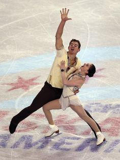 Haven Denney and Brandon Frazier, Pairs free at Skate America 2014, Pairs costume inspiration for Sk8 Gr8 Designs