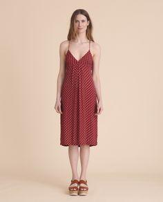 """DRESS """"TINY PATTERN"""""""