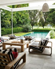 stripes outdoors #decor