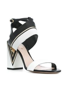 Nicholas Kirkwood Off-White & Grey Somewhere Sport Sandals best prices cheap price N3h9WPii