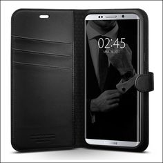 #Spigen Wallet S Foldable Case for Samsung Galaxy S8 Plus -  Searching for best #GalaxyS8Plus #WalletCase? Here we have created a list of protective wallet cases for #Samsung Galaxy S8 Plus from #amazon.  https://www.thecrazybuyers.com/best-samsung-galaxy-s8-plus-wallet-cases/