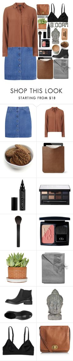 """""""going to work singing  """"work work work work"""" on the way"""" by tacos-4-life ❤ liked on Polyvore featuring STELLA McCARTNEY, Topshop, Torn Ranch, Mulberry, CARGO, NARS Cosmetics, Giorgio Armani, Christian Dior, Sofia Cashmere and ESPRIT"""