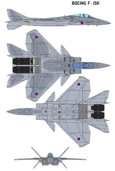 Boeing F-15Kai Republic of Japan by bagera3005.deviantart.com on @deviantART
