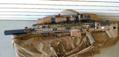 My favorite set up for a SCAR 17 A 3 to 16 power scope with a quick detach mount A full rail extention With standard back sight and a magpul pro mbus sight Any 30cal suppresser A 45 degree offset micro red dot and hand stop or a stubby grip A VOLTR stock Handel deffence stock plate Handel deffence lower