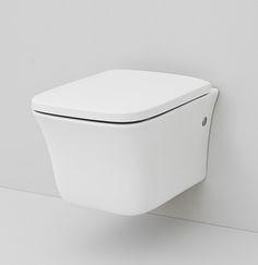 Cow, design Meneghello Paolelli Associati.  #bagno #bathroom #design #Artceram wall-hung WC