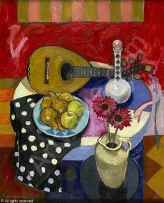 The brandy jar by Jack Morrocco (born Still Life Artists, Still Life 2, Color Of Life, Figure Painting, Jaguar, Flower Art, Composition, Sculptures, Pastel