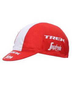 349ea25d237 2018 Team Trek Segafredo Cycling Cap Made in Italy by Santini