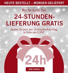 Bis zum 23.12.14 13 Uhr bestellen und mit dem gratis Express Versand Geschenke rechtzeitig erhalten! #ExpressVersand #Weihnachten #Geschenke