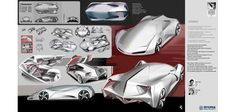 Students worldwide have imagined and interpreted the Ferrari of the future. How is this object of desire going to look in 2040? Pioneering materials, advanced engineering, eco-sustainability and safety. Above all, it's going to be innovation beyond any imagination. Ferrari's Top Design School Challenge put four of the most outstanding design schools to the test, where young artists exceeded expectations in their metadesign research for scenarios of the future. This conceptual yet applied…