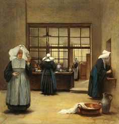To Work Is To Pray ~ The Cloistered Heart