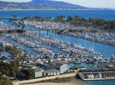 Dana Point Harbor, California. Been here, but it's really beautiful and the jetty is a lot of fun!
