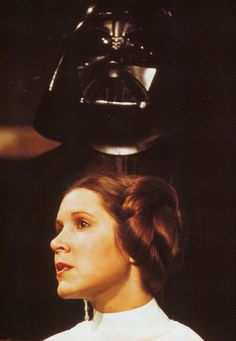 The more you tighten your grip, Tarkin, the more star systems will slip through your fingers - Princess Leia