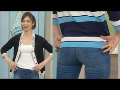 里織【QVC】最強のYゾーン&美尻!スイッチが入った時の胸元オープン♪ルーティーン! - YouTube Sexy Women, Kpop, Jeans, Youtube, Asian Beauty, Youtubers, Denim, Youtube Movies, Denim Pants