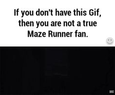 maze runner funny gifs - Google Search