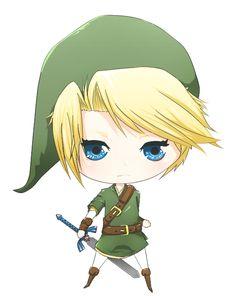 Link - Legend of Zelda by 1nflames