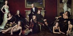 Nicole Kidman (FN), Catherine Deneuve (C), Meryl Streep (SC), Gwyneth Paltrow (DC), Cate Blanchett (D-SD), Kate Winslet (R), Vanessa Redgrave (?), Chlöe Sevigny (FN), Sophia Loren (SD), Penélope Cruz (?).