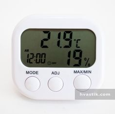 #hygrometer from #aliexpress