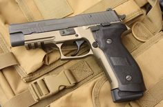 This is a beauty, Sig Sauer P226 Tactical.
