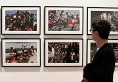 Milan exhibition highlights migrant odyssey. –AFP/VNA Photo Viet Nam News MILAN – An exhibition in Milan is offering through the lens of 65 photographers an original look at the topic of immigration and the migrant crisis. The Restless Earth, organised by the Nicola Trussardi foundation, is being presented by the Visual Arts Program of Milan's…