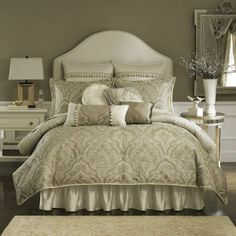 Croscill Coppelia Bedding By Croscill Bedding, Comforters, Comforter Sets, Duvets, Bedspreads, Quilts, Sheets, Pillows: The Home Decorating Company
