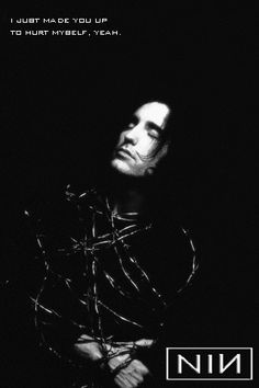 Trent Reznor got his musical start in Cleveland, Ohio. Nine Inch Nails Song Lyric Quotes, Music Lyrics, Only Lyrics, Trent Reznor, Nine Inch Nails, Cinema, Band Pictures, Gothic Rock, Film Music Books