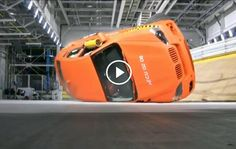 Have you ever thought about how many cars are destroyed for the tests necessary to a safe driving? AMAZING!!! Unbelievable how these cars are crashed. But how can you get a safe car? So many are destroyed before putting some of them on the market. When you watch this video, it might hurt you to […]