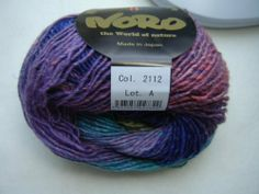 Noro Silk Garden Lite 50 g 125 m 45 %Seide, 45 % Mohair, 10 %Wolle 2112 von Nobelschaf, http://www.amazon.de/dp/B00IGTWSFM/ref=cm_sw_r_pi_dp_ZP8qtb0X7FBV3