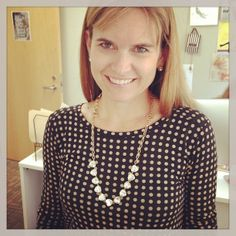 Stella & Dot Somervall necklace & Christina link!  Get yours at www.stelladot.com/sarahtaliaferro