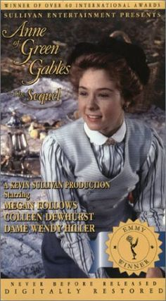 anne of green gables movies my favorite movie as a child i used to watch them with my nana. Black Bedroom Furniture Sets. Home Design Ideas