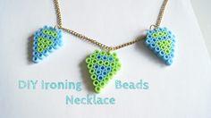DIY Ironing Beads Necklace