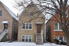 Min farmor sin bror giftet seg i 1921, i Chicago.  I 1923 var familien bosatt i South Winchester Ave. i Englewood.