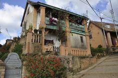 Hochland Fianarantsoa Altstadt