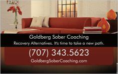 goldbergsobercoaching.com