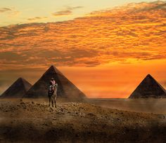 Hathor temple in Qina/Egypt