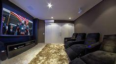 .Casa De Cinema, nada como um cinema em casa!