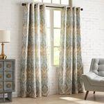Aura Mineral Grommet Curtain