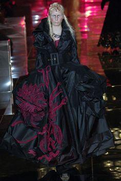 Christian Dior Spring 2006 Couture Fashion Show - Teagan