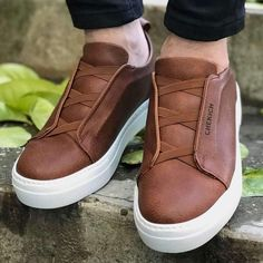 311a3134ec11a 10 Best brown sneakers images