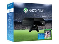 Microsoft Xbox One - FIFA 16 Bundle - game console - 1 TB HDD - black