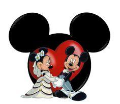❤Mickey and Minnie